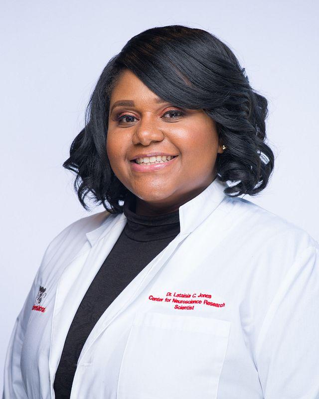 Dr. Lataisia Jones